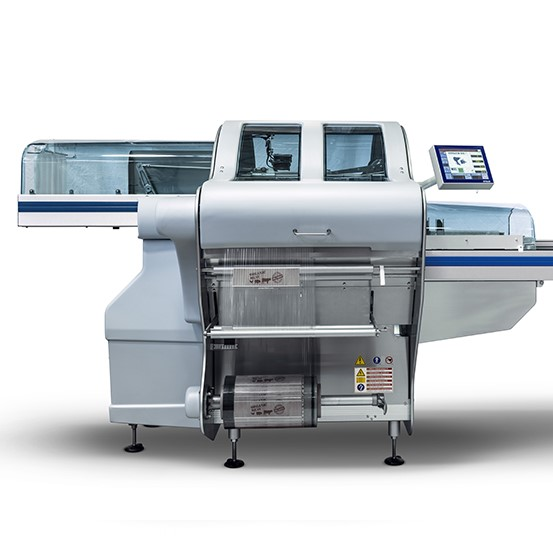 automac 55 più fully automatic stretch wrapping machine