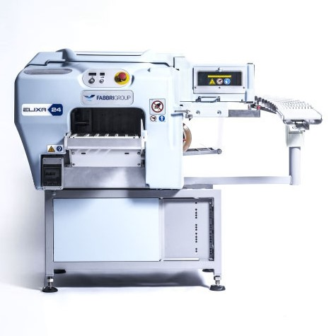 elixa 24 fully automatic stretch wrapping machine