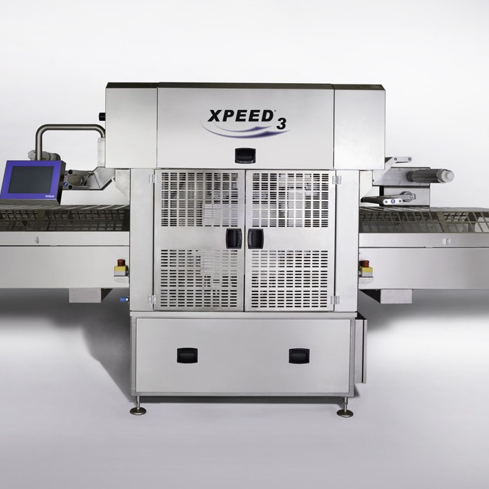 xpeed 3 fully automatic tray sealing / m.a.p machine